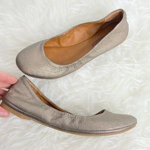 Lucky Brand Shoes - Lucky Brand Leather Flats NWOT